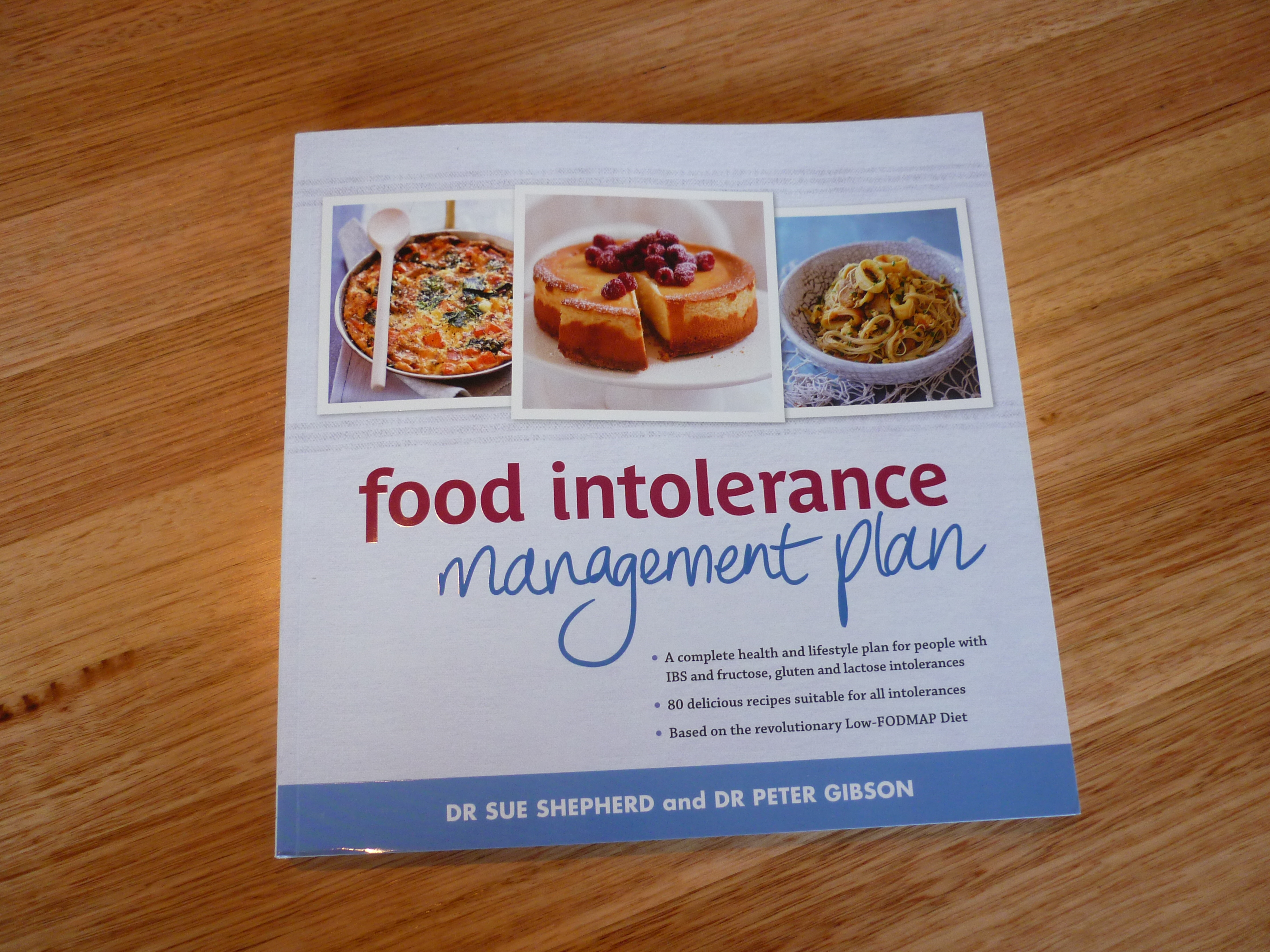 Food intolerance management plan by dr sue shepherd and dr peter this book forumfinder Gallery